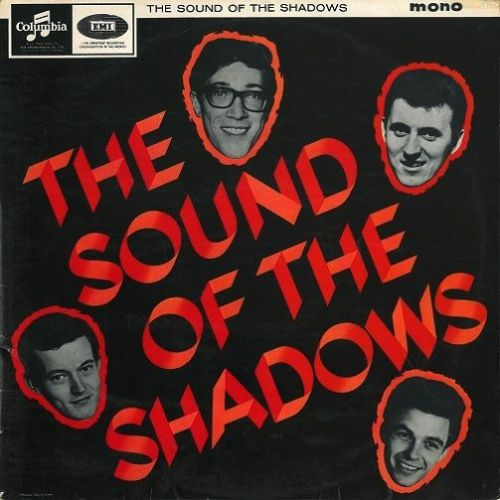 THE SHADOWS The Sound Of The Shadows Vinyl Record LP Columbia 1965